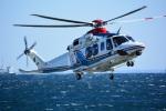 storyさんが、横浜ヘリポートで撮影した三重県防災航空隊 AW139の航空フォト(写真)
