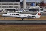 眠たいさんが、伊丹空港で撮影したジェイ・エア CL-600-2B19 Regional Jet CRJ-200ERの航空フォト(写真)