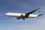 utarou on NRTさんが、成田国際空港で撮影したキャセイパシフィック航空 777-367の航空フォト(写真)