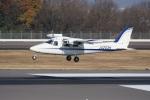 神宮寺ももさんが、高松空港で撮影した学校法人ヒラタ学園 航空事業本部 P.68C-TC の航空フォト(写真)
