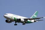 senyoさんが、成田国際空港で撮影したパキスタン国際航空 A310-308の航空フォト(写真)