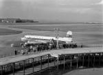 tokisimoさんが、羽田空港で撮影した日本航空 DC-4 (C-54A-DO)の航空フォト(写真)