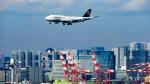 Ocean-Lightさんが、羽田空港で撮影したルフトハンザドイツ航空 747-830の航空フォト(写真)
