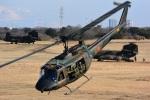 storyさんが、習志野演習場で撮影した陸上自衛隊 UH-1Jの航空フォト(写真)