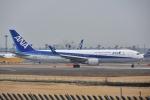 よしポンさんが、成田国際空港で撮影した全日空 767-381/ERの航空フォト(写真)