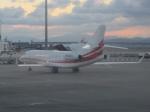 commet7575さんが、関西国際空港で撮影したダッソー・ファルコン Falcon 7Xの航空フォト(写真)