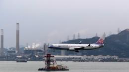 westtowerさんが、香港国際空港で撮影したチャイナエアライン 737-8ALの航空フォト(写真)