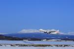 中村 昌寛さんが、旭川空港で撮影した日本航空 767-346/ERの航空フォト(写真)