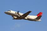 T.Sazenさんが、伊丹空港で撮影した日本エアコミューター 340Bの航空フォト(飛行機 写真・画像)