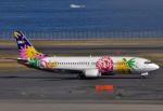 チャーリーマイクさんが、羽田空港で撮影したスカイネットアジア航空 737-43Qの航空フォト(写真)