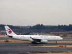 よんすけさんが、成田国際空港で撮影した中国東方航空 A330-243の航空フォト(写真)