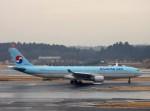 よんすけさんが、成田国際空港で撮影した大韓航空 A330-323Xの航空フォト(写真)