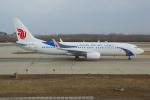 PASSENGERさんが、北京首都国際空港で撮影した大連航空 737-89Lの航空フォト(写真)