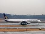 よんすけさんが、成田国際空港で撮影したシンガポール航空 777-312/ERの航空フォト(写真)