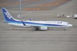 @Yuuさんが、中部国際空港で撮影した全日空 737-881の航空フォト(写真)