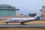 myoumyoさんが、熊本空港で撮影した朝日新聞社 560 Citation Encoreの航空フォト(写真)