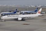 眠たいさんが、羽田空港で撮影した日本航空 777-346/ERの航空フォト(写真)