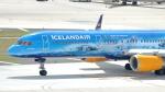 誘喜さんが、パリ オルリー空港で撮影したアイスランド航空 757-256の航空フォト(写真)