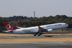 ☆ライダーさんが、成田国際空港で撮影したターキッシュ・エアラインズ A330-303の航空フォト(写真)