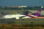 reonさんが、スワンナプーム国際空港で撮影したタイ国際航空 777-2D7の航空フォト(写真)