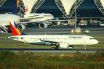 reonさんが、スワンナプーム国際空港で撮影したフィリピン航空 A320-214の航空フォト(写真)