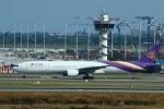 reonさんが、スワンナプーム国際空港で撮影したタイ国際航空 777-3D7の航空フォト(写真)