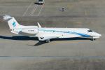 Tomo-Papaさんが、羽田空港で撮影したアジア・ユナイテッド・ビジネス・アヴィエーション EMB-135BJ Legacy 650の航空フォト(写真)