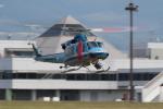 Nao0407さんが、松本空港で撮影した新潟県警察 412EPの航空フォト(写真)