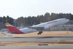 プルシアンブルーさんが、成田国際空港で撮影したイベリア航空 A330-202の航空フォト(写真)