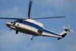 TRdenさんが、名古屋飛行場で撮影したファーストエアートランスポート S-76C++の航空フォト(写真)