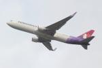 TRdenさんが、新千歳空港で撮影したハワイアン航空 767-3CB/ERの航空フォト(写真)