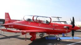 westtowerさんが、ル・ブールジェ空港で撮影したピラタス・エアクラフト PC-21の航空フォト(写真)