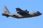 マリオ先輩さんが、横田基地で撮影したアメリカ空軍 EC-130Hの航空フォト(写真)
