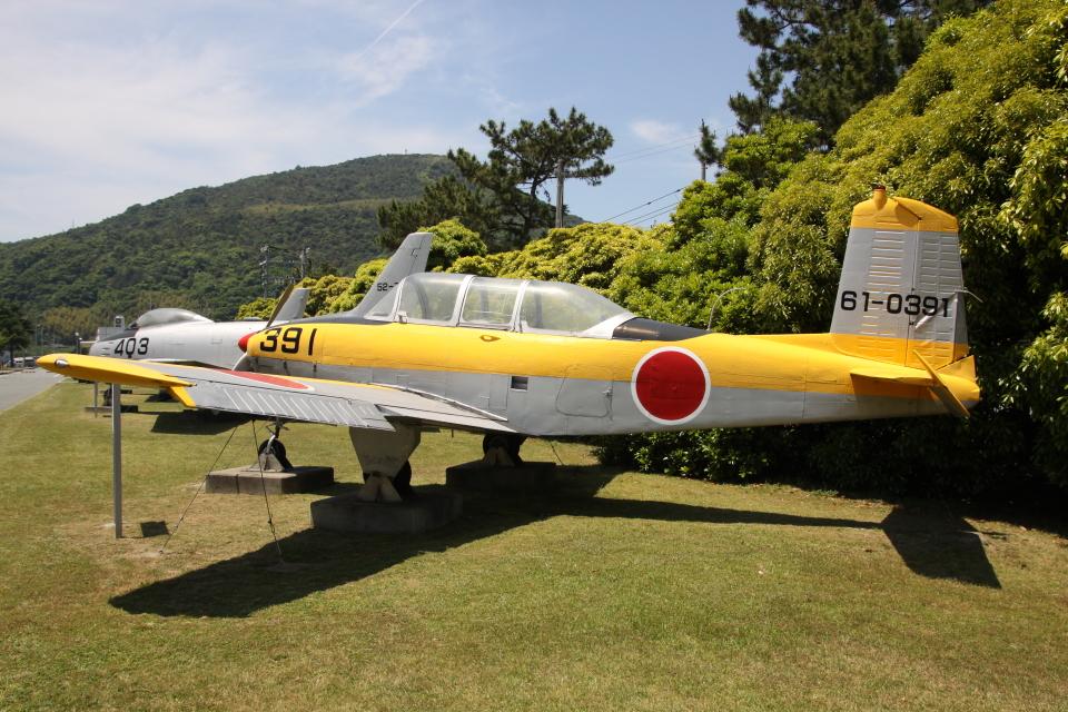 TRdenさんの航空自衛隊 Fuji T-34 (61-0391) 航空フォト