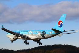 岡山空港 - Okayama Airport [OKJ/RJOB]で撮影された大韓航空 - Korean Air [KE/KAL]の航空機写真