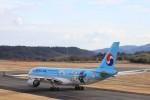 musashiさんが、岡山空港で撮影した大韓航空 A330-223の航空フォト(写真)