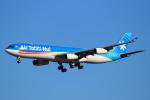 しののめさんが、成田国際空港で撮影したエア・タヒチ・ヌイ A340-313Xの航空フォト(写真)