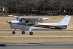 やまけんさんが、松本空港で撮影した日本個人所有 172P Skyhawk IIの航空フォト(写真)