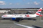 ✈︎十六夜空六✈︎さんが、成田国際空港で撮影したブリティッシュ・エアウェイズ 777-236/ERの航空フォト(写真)