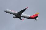twining07さんが、ロンドン・ヒースロー空港で撮影したイベリア航空 A320-216の航空フォト(写真)
