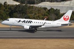 Wings Flapさんが、南紀白浜空港で撮影したジェイ・エア ERJ-170-100 (ERJ-170STD)の航空フォト(写真)