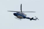 M.Ochiaiさんが、宮崎空港で撮影した宮崎県防災救急航空隊 412EPの航空フォト(写真)