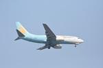 Kilo Indiaさんが、チャトラパティー・シヴァージー国際空港で撮影したジェットコネクト 737-700の航空フォト(写真)