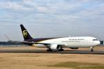 トロピカルさんが、成田国際空港で撮影したUPS航空 767-34AF/ERの航空フォト(写真)
