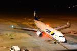 まいけるさんが、神戸空港で撮影したスカイマーク 737-82Yの航空フォト(写真)