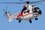 Dojalanaさんが、函館空港で撮影した朝日航洋 AS332L Super Pumaの航空フォト(写真)