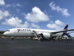tontontonさんが、マタベリ国際空港で撮影したラタム・エアラインズ・チリ 787-9の航空フォト(写真)