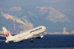 yabyanさんが、中部国際空港で撮影した日本航空 767-346/ERの航空フォト(飛行機 写真・画像)