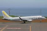 ぽっぽさんが、稚内空港で撮影したフジドリームエアラインズ ERJ-170-200 (ERJ-175STD)の航空フォト(写真)