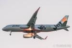 遠森一郎さんが、福岡空港で撮影したジェットスター・ジャパン A320-232の航空フォト(写真)